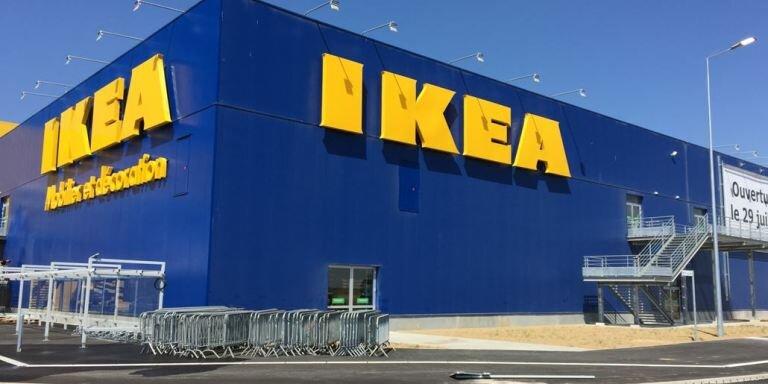 Как купить в IKEA и привезти в РБ