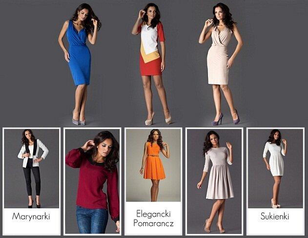 Польские платья от Фигл(Figl)