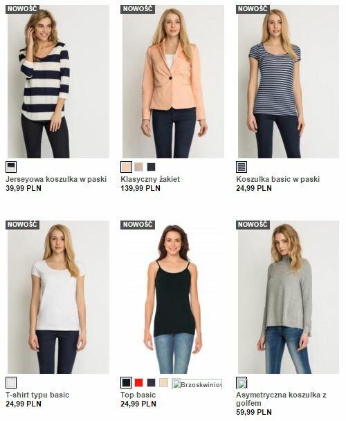 d4ec90b8d19 Популярные польские бренды одежды  цены на одежду в Польше